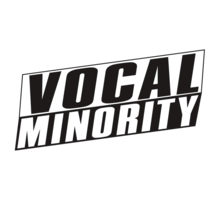 vocal minority
